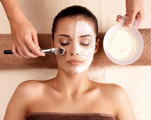 trattamento viso | maschera viso | pulizia viso | carpi | mamasun